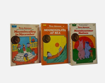 Moomins Three Book Pack