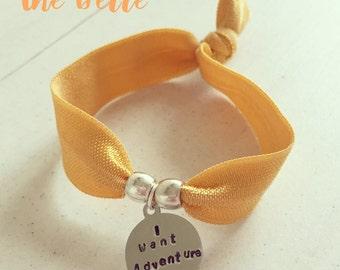 The 'Belle' stretch elastic bracelet