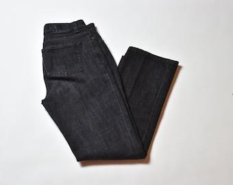 Vintage Black Lauren Ralph Lauren Denim Mom Jeans