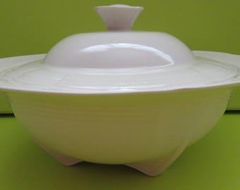 Vintage Gift. 1930 Alfred Meakin. 1930 Art Deco Vegetable Serving Dish. Meakin Art Deco Dish. 1930 Alfred Meakin. . Free UK P&P