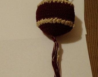 Crochet Victorian Christmas Ornament CB1103