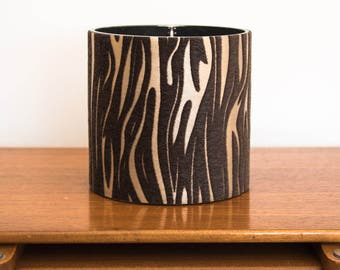 Scented candle Zebra