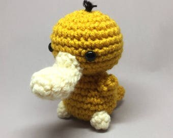 Amigurumi - Pokemon Inspired - Psyduck