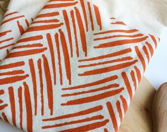 Tea Towel, Cross-hatch, Flour Sack Towel, Kitchen, Tea Towels, All Natural Cotton Towel