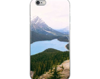 Canada Peyto Lake - iPhone case