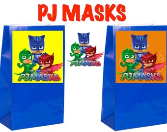PJ Masks Party Bags