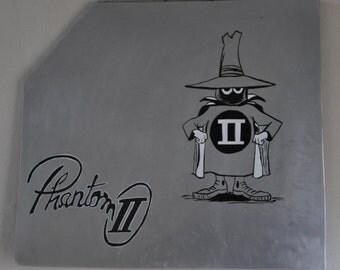 F-4 Phantom 2 Phantom Phixer Nose Art