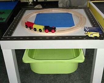 Train Lego Table