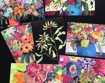 Fine Art Note Cards - set of 5