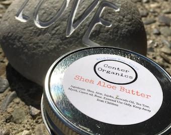 Shea Aloe Body Butter