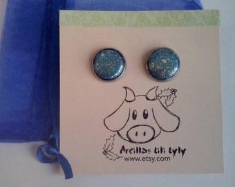 Sea earrings