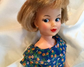 1965 Ideal Pos'n Tammy doll