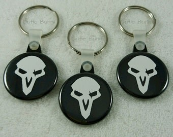 Overwatch Reaper Keychains