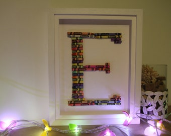 Crayola Letter Picture