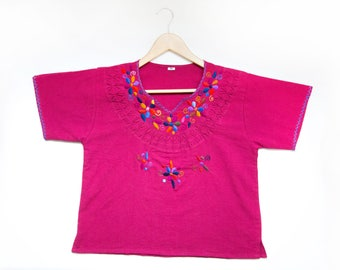 La Anita Floral Top - Medium