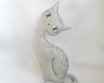 Cat cute cat art toys art cat