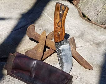 Bocote Knife