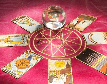 SAME DAY psychic reading one question answered