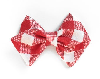 The Sadie Bow, Cherry Picnic