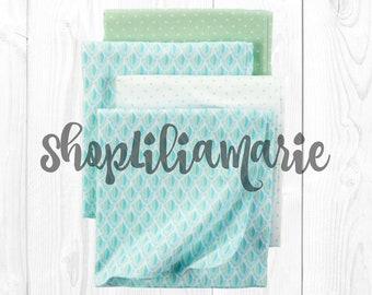 Baby Swaddle Baby Recieving Blanket Set Gender Neutral