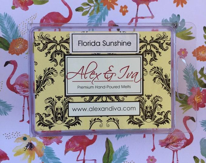 Florida Sunshine - 4 oz. melts