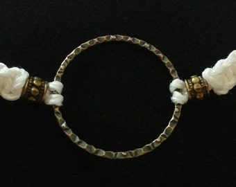 Braided Bamboo Bracelet