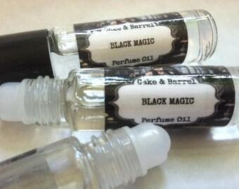 Black Magic Roll On Perfume Oil 10ml