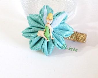 Baby Girl Tinkerbell Hair Clip