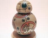 Star Wars BB-8 - Wooden Figurine