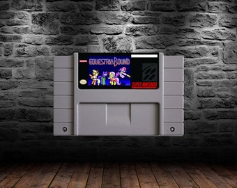 EquestriaBound - Magical RPG Adventure - SNES - My Little Pony Friendship is Magica