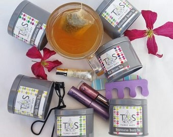Beauty Tea Set (Caffeine Free )