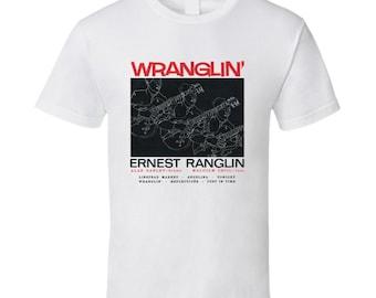 Vintage Reggae T-shirt Wranglin Lp
