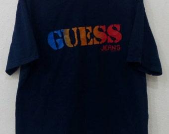 Rare vintage Guess T-shirt L size