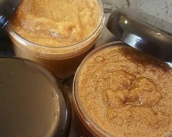 Brown Sugar Scrub Vanilla Coffee