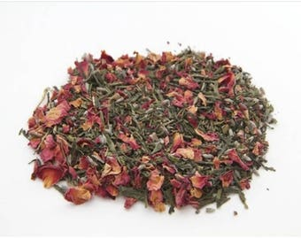 1 oz. Lavender Fields Loose Organic Tea