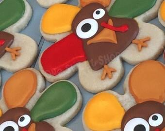 Turkey Cookies - Set I
