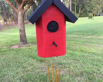 Birdhouse Wind Chime