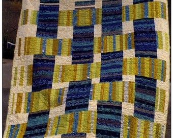 Loose Ends Quilt Pattern