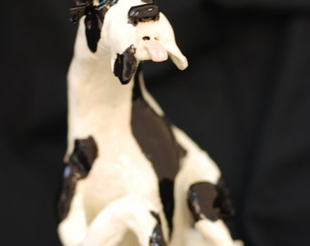 Whimsical Great Dane