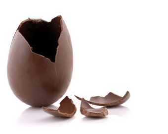 16cm Chocolate Egg Mould 160mm Two Part Chocolate Egg Moulds, Easter Chocolate Egg Mold, Easter Egg BEST QUALITY