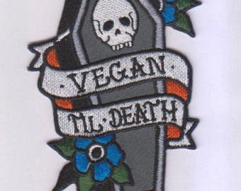 Vegan til death patch