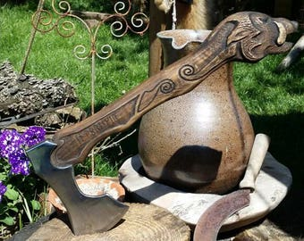Fantasy / Viking Hawk 'Wild boar'