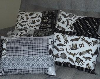 Black & White Cotton Collection