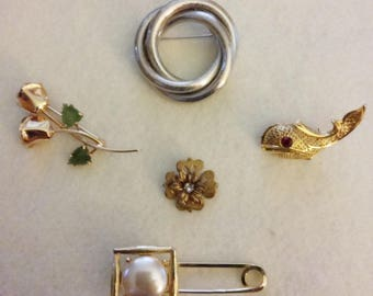 Brooch Collection