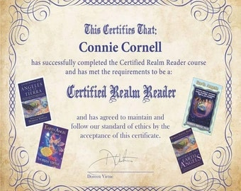 Angelic Realm Readings