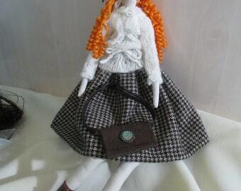 Doll tilda 43 cm