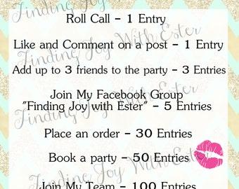 Lipsense Facebook Party Graphic