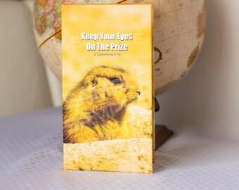prairie dog hardcoverjw tract holderjw ministry organizerjw pioneer giftsjw ministryfield service organizercampaign invitation holder - Field Service Organizer