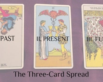 Tarot Reading - 3 Card Reading