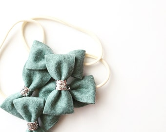 PRETTY LIL TUTÙ bow, headband, hair accessories, baby items, hair clip, bow, baby accessories, the pretty lil rose